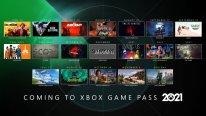 Xbox Game Pass launch 2021
