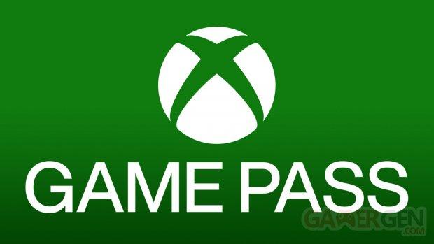 Xbox Game Pass logo head banner