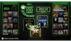 Xbox Game Pass offre 2018