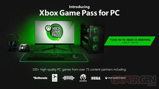 Xbox Game Pass PC image