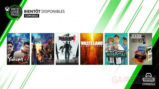 Xbox Game Pass pour Console 18 02 2020 pic