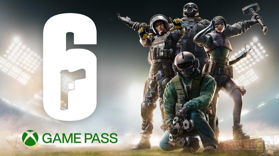 Rainbow Six Siege arrive le 22 octobre dans le Xbox Game Pass