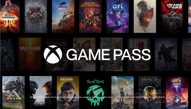 Xbox Game Pass Ultimate xCloud logo head