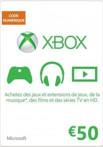 Xbox Live carte 2