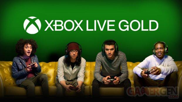 Xbox Live Gold head lifestyle logo banner