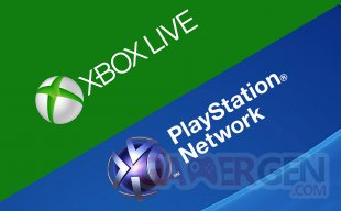 Xbox Live PSN PlayStation Network (1)