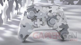 Xbox Manette sans fil édition spéciale Arctic Camo pic 5