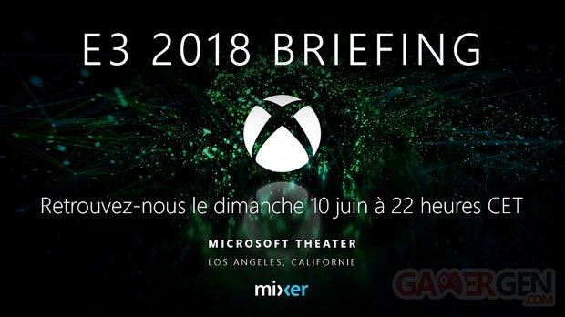 Xbox Microsoft E3 2018 images