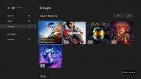 Xbox mise à jour firmware mai 2021 Quick Resume 3