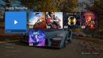 Xbox mise à jour firmware mai 2021 Quick Resume