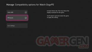 Xbox mise à jour mars 2021 Auto HDR FPS Boost 2