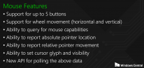 xbox mouse features