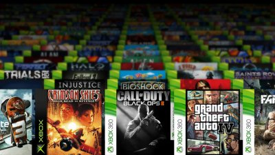 xbox one cinq nouveaux jeux xbox 360 r trocompatibles gamergen com. Black Bedroom Furniture Sets. Home Design Ideas