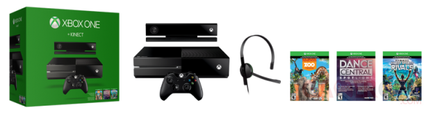 Xbox One bundle Kinet