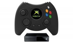 Xbox One Duke Manette Pad01