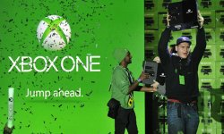Xbox One launch head