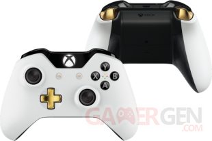 Xbox One Lunar White Controller 31 08 2015 pic 1