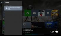 Xbox One MAJ octobre 1