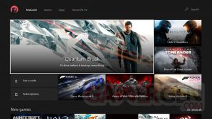 Xbox One mise a? jour e?te? 2016 5