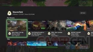 Xbox One mise à jour février 2020 pic 5