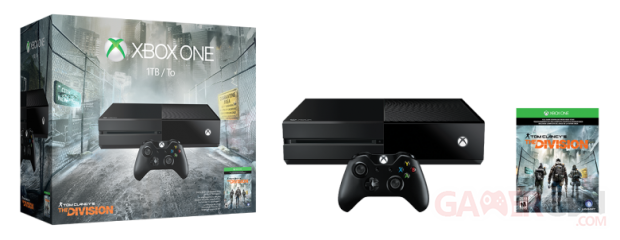 Xbox One Pack 1 To The Division