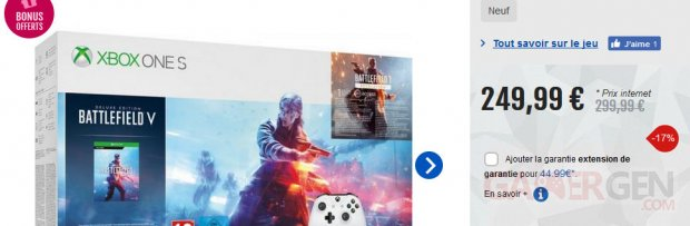 Xbox One Pack Micromania