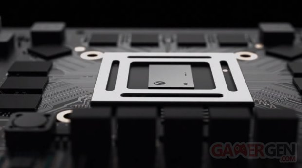 Xbox One Project Scorpio head 2