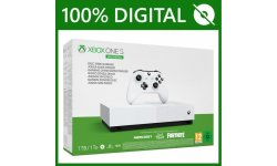 xbox one s all digital refresh 3 jeux dematerial
