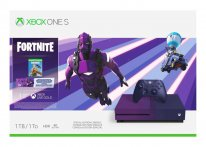 Xbox One S Fortnite Limited Collector images console  (3)