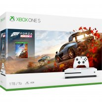 Xbox One S Forza Horizon 4 Bundle Front Angle Box Shot
