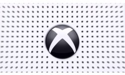 Xbox One S logo head banner hardware