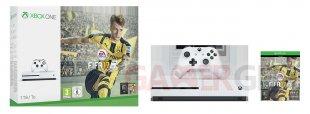 Xbox One S pack bundle FIFA 17 iamge (1)