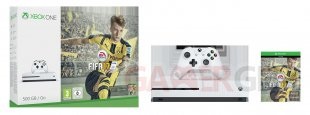 Xbox One S pack bundle FIFA 17 iamge (2)