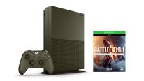 Xbox One S Vert Militaire Edition Spéciale Battlefield 1 (1)