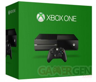 Xbox one sans kinect