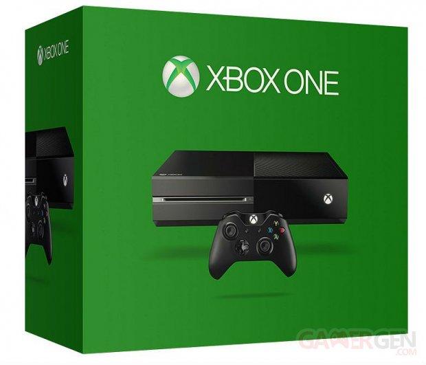 Xbox one sans kinect