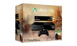 Xbox One Titanfall pack bundle image