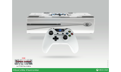 Xbox One Tony Stark Iron man consoles manette images photos (7)