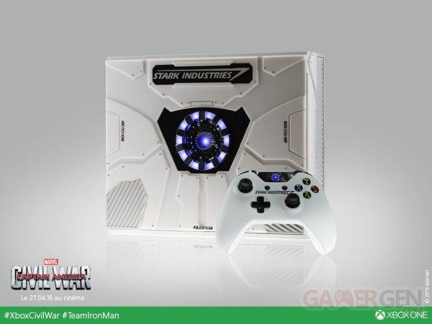 Xbox One Tony Stark