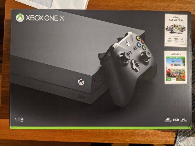 Xbox One X Australie