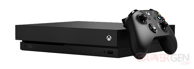 Xbox One X console ban image