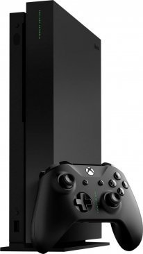 Xbox One X Project Scorpio Edition leak 2