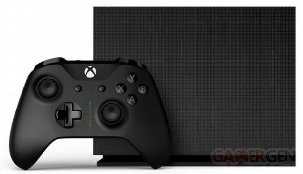 Xbox One X Project Scorpio Edition leak 3