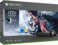 Xbox One X Star Wars Jedi Fallen Order