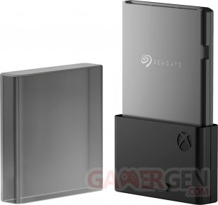 Xbox Series S X carte stockage disque dur externe Seagate 1 To pic 3