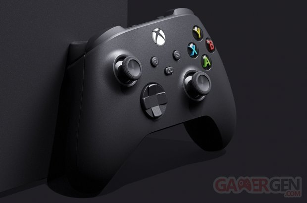 Xbox Series X manette controller hardware