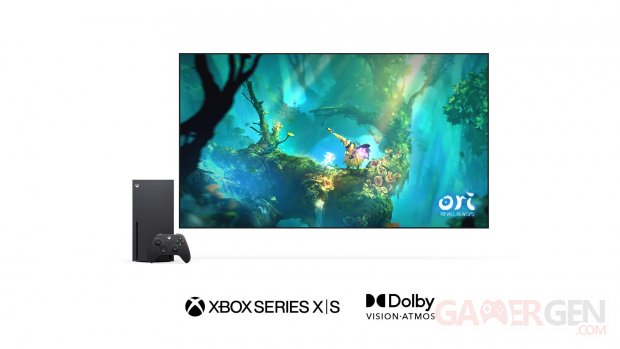 Xbox Series X S Dolby Vision Atmos