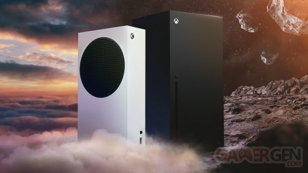 Xbox Series X S hardware consoles Power your Dreams cosmos