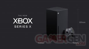 Xbox Series X taille comparaison images