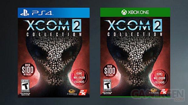 XCOM 2 Collection images jaquette